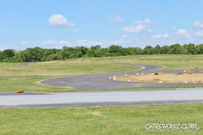 Summit Point Raceway Jefferson Circuit Track Addition