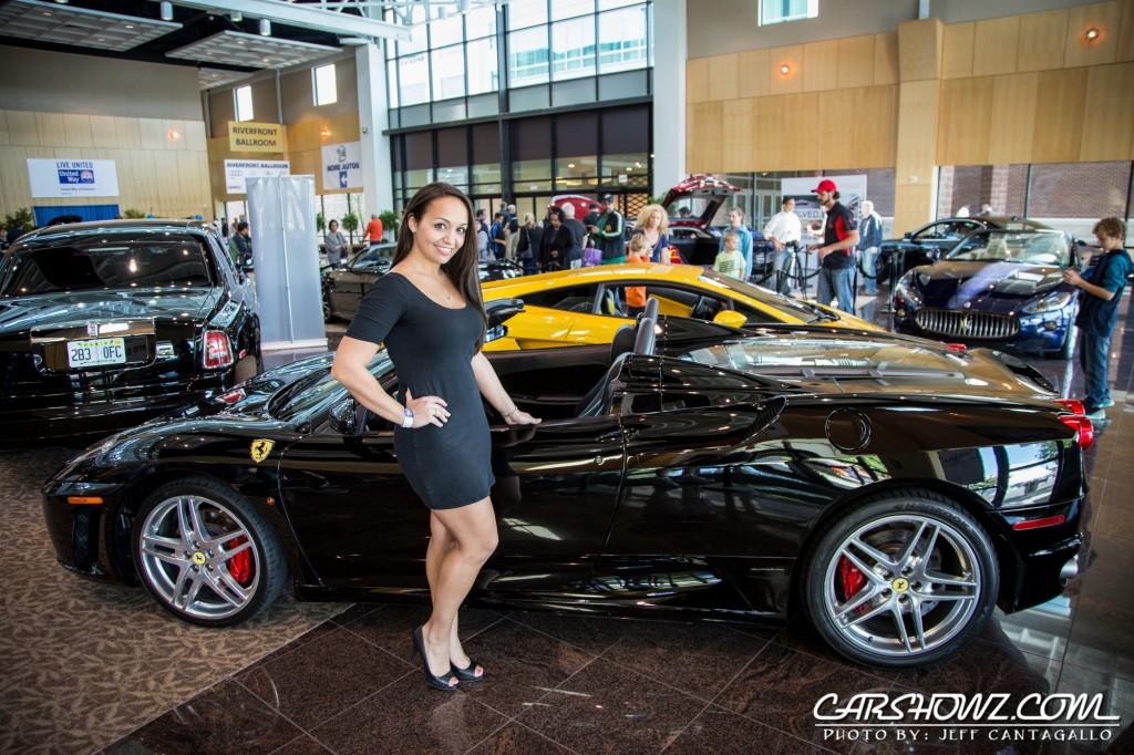 Imagine Lifestyle Luxary Rental – Model Ashley, Photos by CarShowz.com