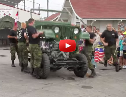 Jiffy Jeep Teardown and Rebuild at the Bantam Jeep Fest