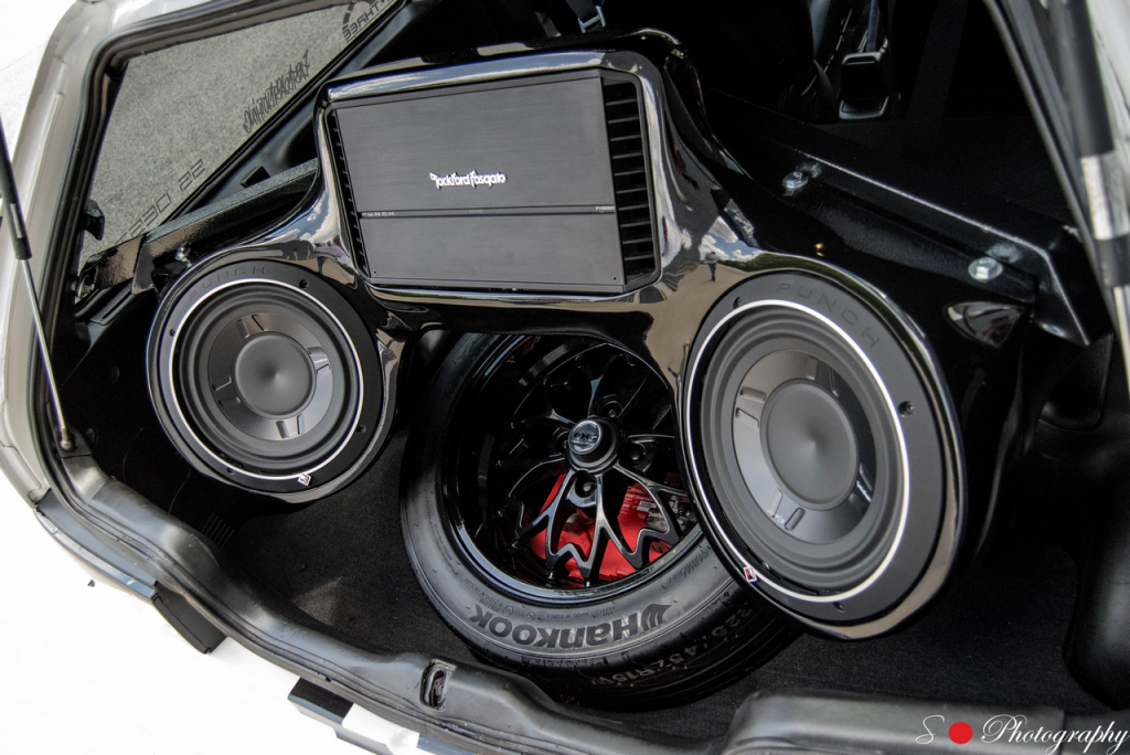 SS Designs Custom Audio Set-up