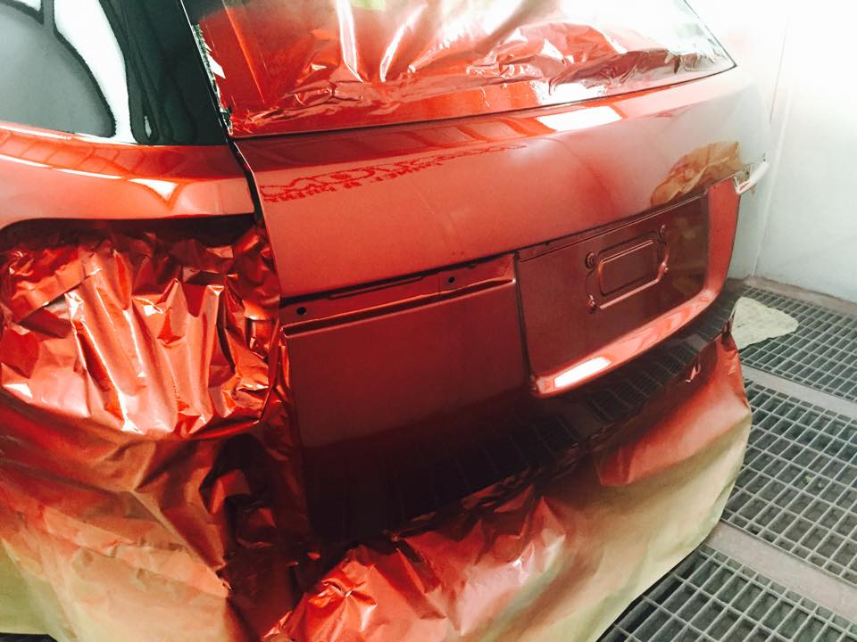 Candy Apple Red – Kustom Panel Paint, Perth Australia