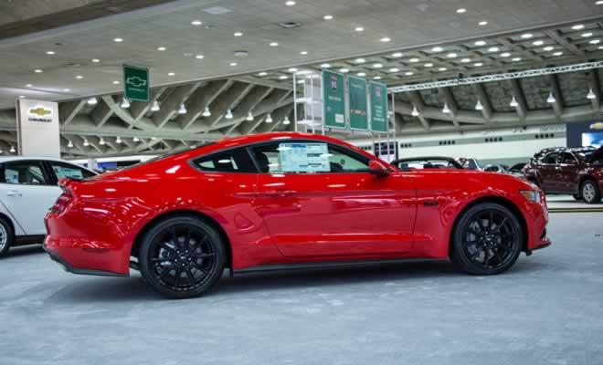Motor Trend Auto Show Baltimore 2016