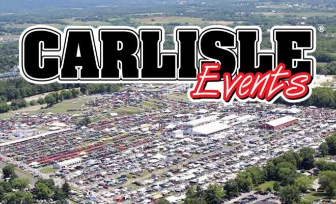 Carlisle Events 2016