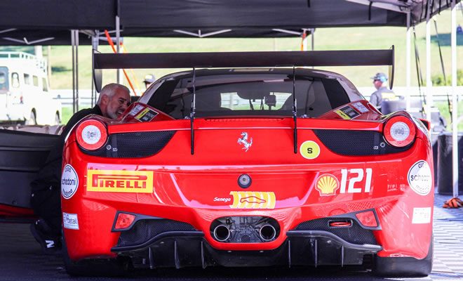 Ferrari Challenge North America