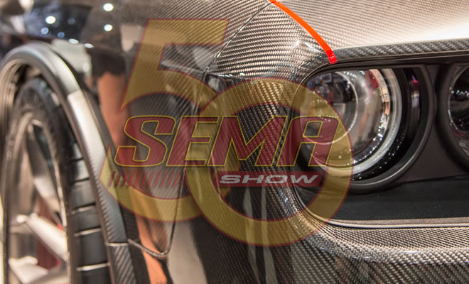 SEMA 2016 Top Builds