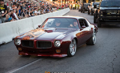 SEMA 2016 Friday Parade Photos
