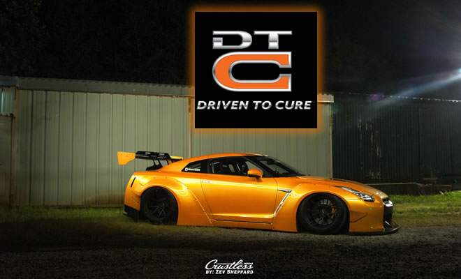 Driven To Cure Cover Photo