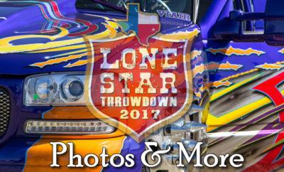 Lone Star Throwdown 2017 Cover Photo