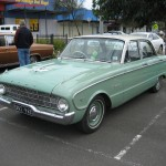 """Ford Falcon XK """"Foul Can"""""""