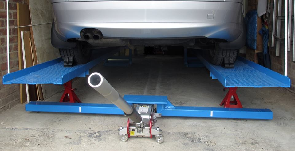 Portable car lifts for home garage uk 10