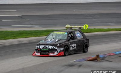 24 hours of LeMons Halloween Hooptiefest 2016