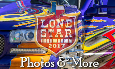 Lone Star Throwdown 2017 Cover Photo