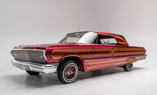 Petersen Automotive Museum - THE HIGH ART OF RIDING LOW