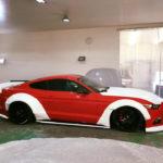 SEMA 2017 Sneak Peek SEMA LB Mustang.04