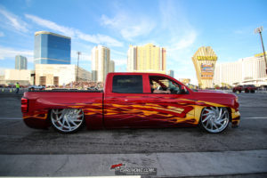2017 SEMA Ignited Roll-in by Mark P.
