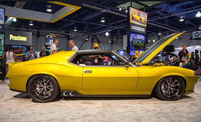Car Show News and Automotive Hot Items