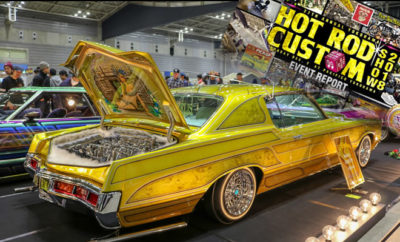 27th Annual Yokohama Hot Rod Custom Show 2018