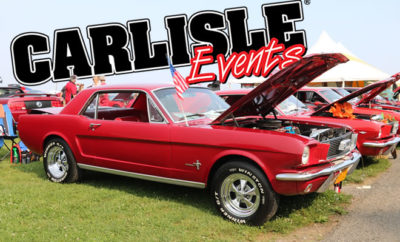 Carlisle Ford Nationals 2019