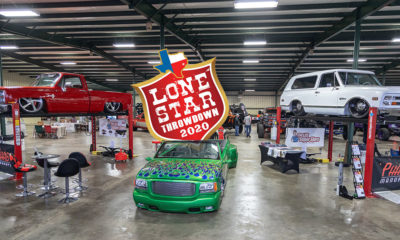Lone Star Throwdown 2020