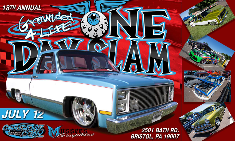 One Day Slam 18th Annual