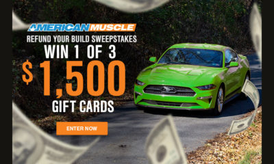 Refund Your Build by American Muscle