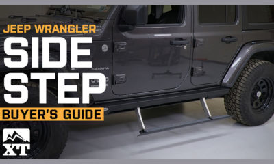 Jeep Wrangler Side Step Buyer's Guide