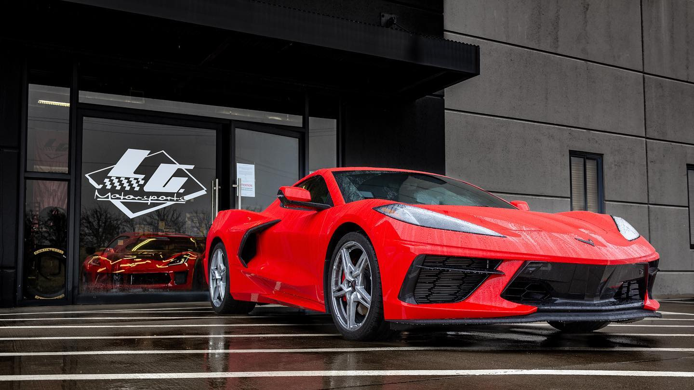 LG Motorsports C8 Corvette