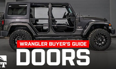 ExtremeTerrain Releases New Jeep Doors Video