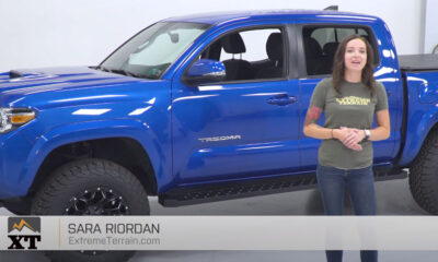 Toyota Tacoma Top 5 First Mods