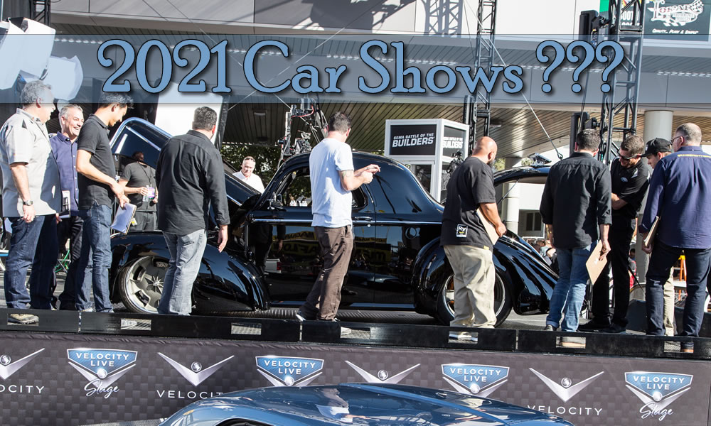 2021 Car Shows