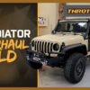 Jeep Gladiator Overhaul