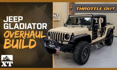 Jeep Gladiator Overhaul