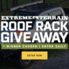 Tacoma Roof Rack Giveaway