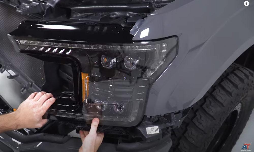 NOVA-Series LED Projector Headlights