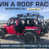xtremeTerrain's Roof Rack Sweeps