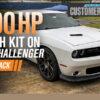 2016 Challenger R/T Scat Pack