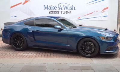 2016 Mustang GT Transformation