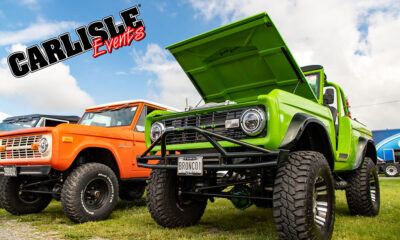 Carlisle Ford Nationals 2021