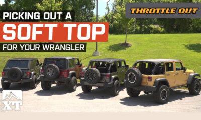 Win a $500 Wrangler Soft Top
