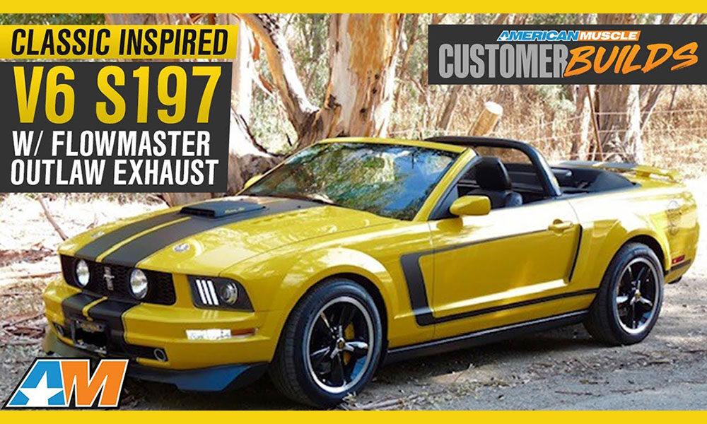 2005 Mustang V6 S197