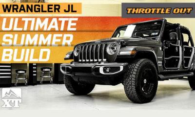 Wrangler JL Summer Build