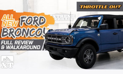 2021 Ford Bronco Review