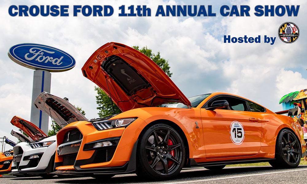 Course Ford 11th Annual Car Show