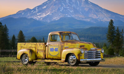 WD-40 Company Builds 1951 Chevrolet 3100