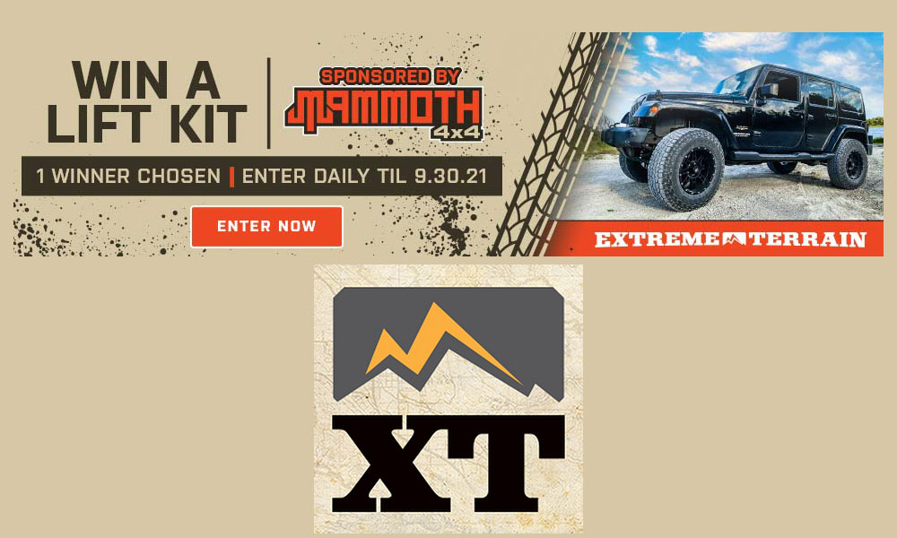 ExtremeTerrain Launches September Sweeps