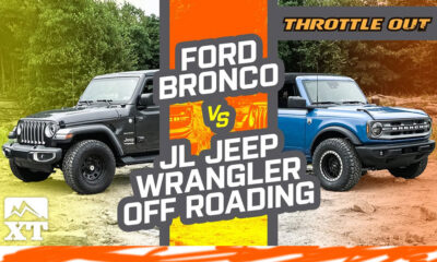2021 Ford Bronco vs Jeep JL